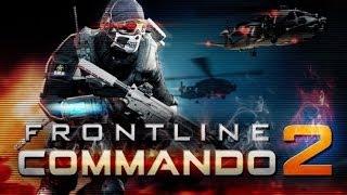 Frontline Commando 2 iPad Gameplay