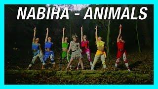 Nabiha - Animals | Sparkles Lund and Lilbeasts - Janelle Ginestra Choreography
