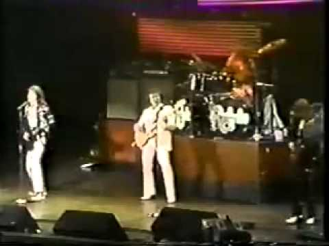 Foghat Eight Days on the Road Live 1974 Rock and Roll Outlaws TV Performance