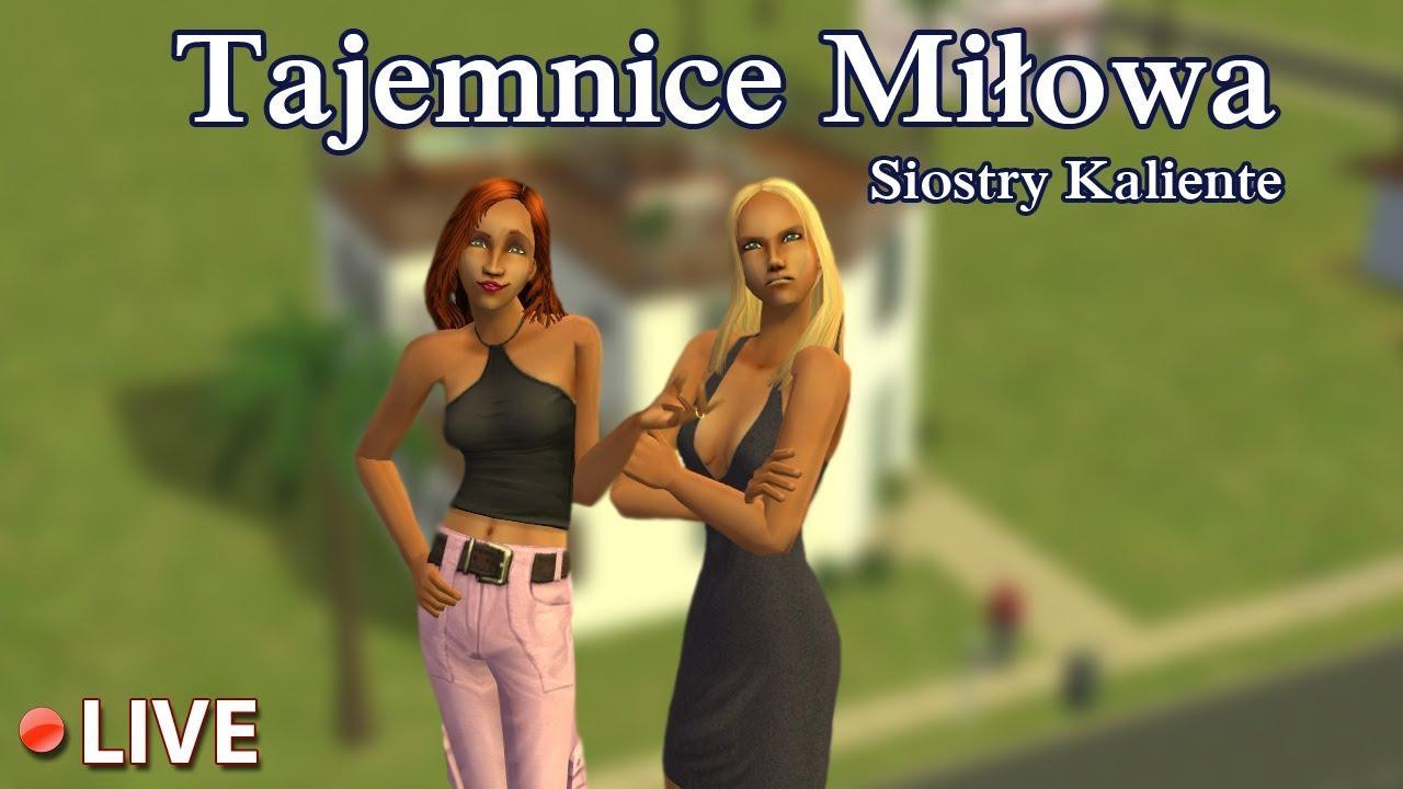 Tajemnice Miłowa: Siostry Kaliente #14 – Podwójne śluby na ulicy. [The Sims 2]