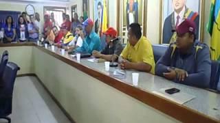 Reeleccion Presidente Concejo Municipal Municipio Anaco Anaco 7 12