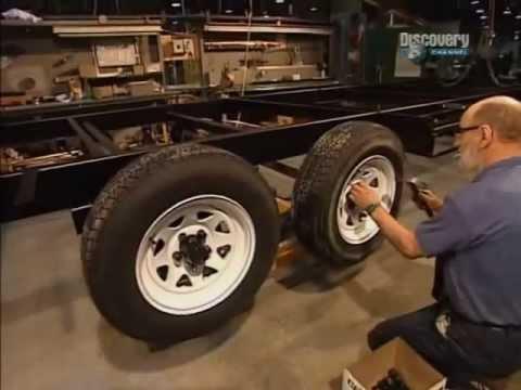Погрузка сена трактором Юмз 6 КЛ (грейфером) в прицеп 2ПТС4. - YouTube