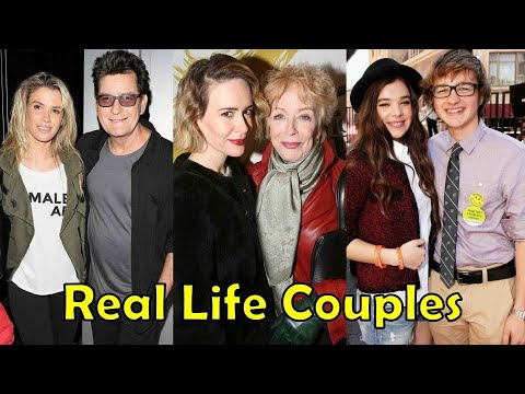 Real Life Couples of Two And A Half Men