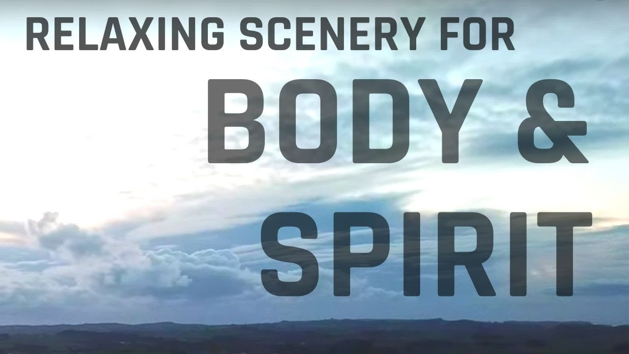 Relaxing scenery for the body and spirit (Nature Visualizer)