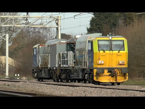 WCML Freight @ Acton Bridge 15/03/16