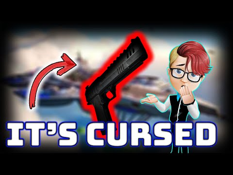 This Gun Is CURSED| In Fortnite Battle Royal