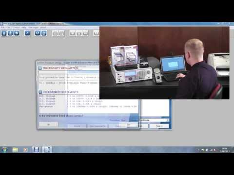 ProCal | Calibration Software