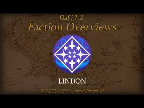 TATW: DaC V1.2/V2 Faction Overview - Lindon
