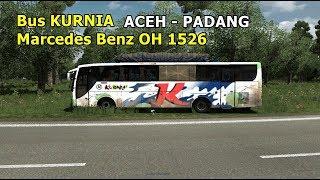 Pulang Ke Padang Bersama Bus KURNIA #ETS2