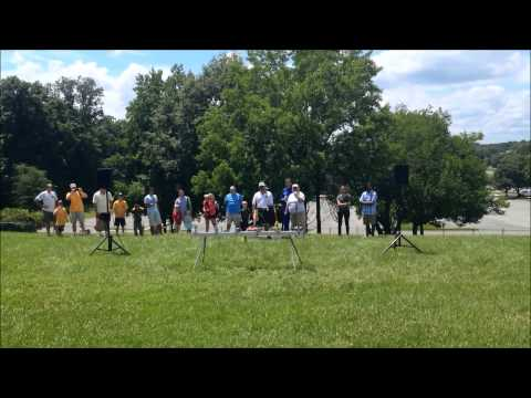 Model Rocket Launch Day at NASA Goddard Space Flight Center