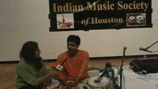 Indian Musical Concert - Pandit Suman Ghosh
