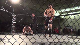 Dauntless MMA Delaware Josh Sachetti MMA Debut Fight At XCC In Phila 02/19/16