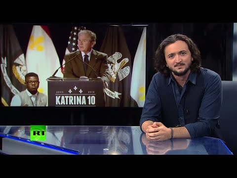 [64] Your Meat Filled with Chemicals, Katrina History Whitewashed, How To Pay For Peace...