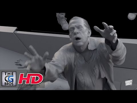 "CGI & VFX Breakdowns: ""The Walking Dead: Grinder Sequence - Ep 810"" - by Goodbye Kansas Studios"