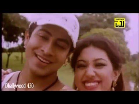 Ak Bindu Valobasha Dao | Mone Prane Acho Tumi | Shakib khan and Apu Biswash HD