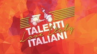 Various Artists - Talenti Italiani - Love Italy