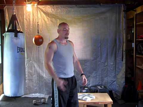Johnny Grube Wildman training.com The Real Stuff