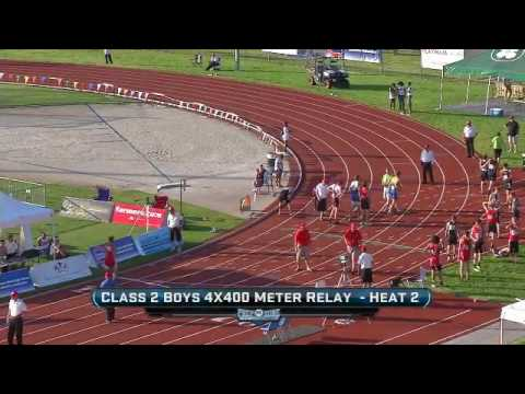 State track 4×400 Penney high school 1st place