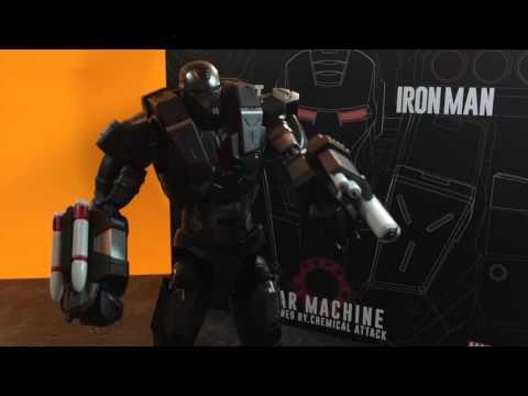 Sentinel Re:Edit War Machine Review (Iron Man)