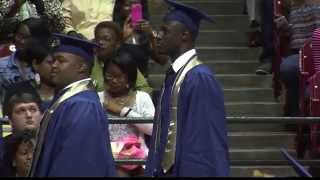 Navy Mom Surprises Son at Graduation