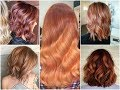 Trendy Balayage Ideas For Natural Red And Copper Hair