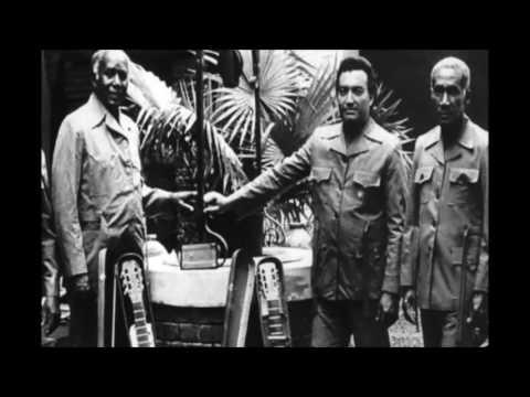 """Eliades Ochoa """"Compay Segundo y La Historia de Chan Chan"""""""