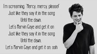 Baixar Marvin Gaye - Charlie Puth ft. Meghan Trainor (Lyrics)