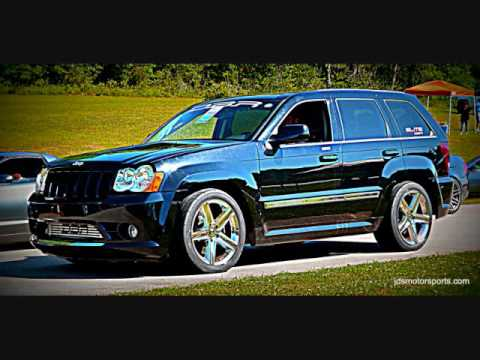 Wanna Go Fast:180 MPH 2007 Jeep SRT8 - YouTube