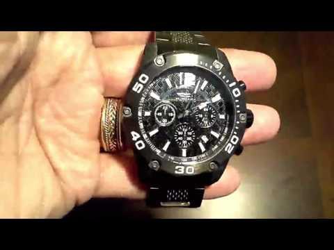 Invicta Men's 21488 Pro Diver Analog Display Japanese Quartz Watch