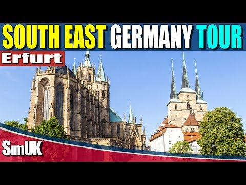Fernbus Simulator South East Germany Tour | Halle to Erfurt