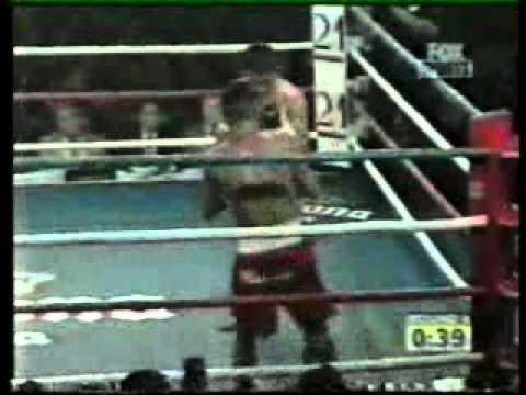 "Aristeo ""Teo"" Pérez vs. Oswaldo ""El Panzer"" Chavira"