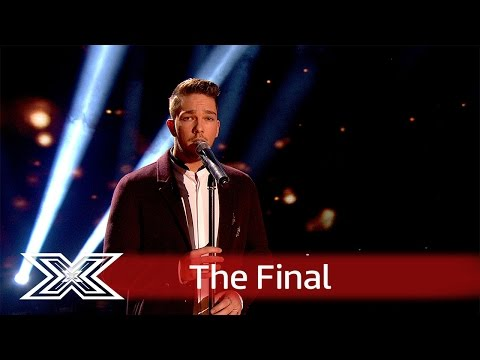 Matt sings Randy Crawford's One Day I'll Fly Away | The Final Results | The X Factor UK 2016