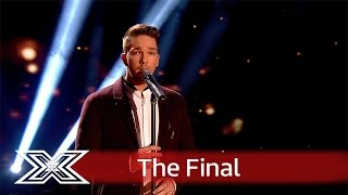 Matt sings Randy Crawford's One Day I'll Fly Away   The Final Results   The X Factor UK 2016