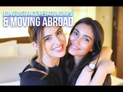 Chats With Keisha Lall: Long Distance Relationships & Moving Abroad