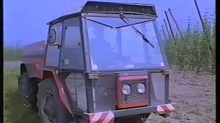 Mechanizace pěstování a sklizně chmele ,1988,Československo