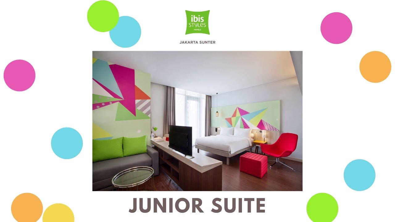 Ibis Styles Jakarta Sunter Rooms Youtube