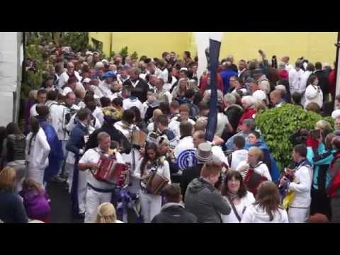 Padstow May Day 2015