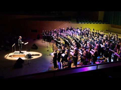 Barcelona English Choir - High and Dry Radiohead - At L'auditori