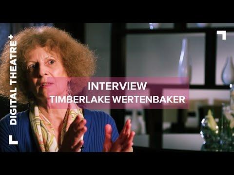 An Interview with... Timberlake Wertenbaker