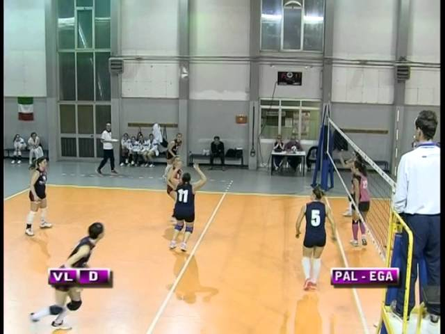 GSD Palombara vs Egan Volley - 2° Set