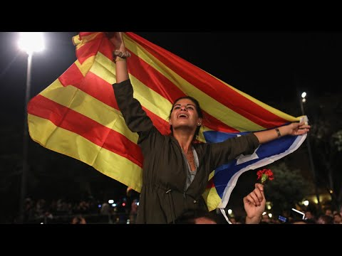 Spain Will Suspend Catalan Independence Push