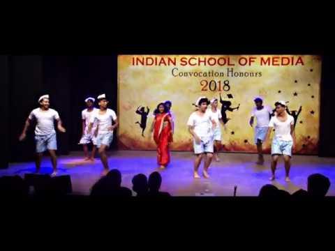 Bol Main Halgi Bajau Kya | Marathi Item Song | By Students Of Indian School Of Media.