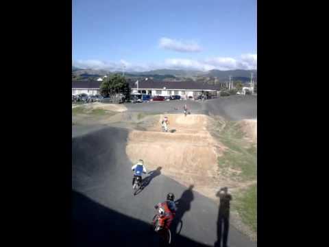 Wellington region race meeting