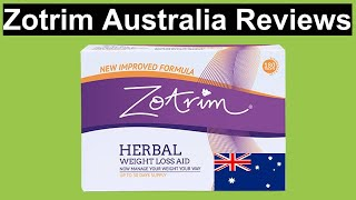 Zotrim Australia Reviews - Zotrim The Best Appetite Suppressant Without Stimulants