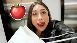 Apple flew me to NYC & I wasn't expecting what happened...