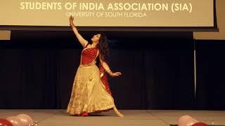 SIA USF Diwali 2017   Sheila HD
