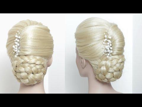 Prom Updo Wedding Hair Tutorial