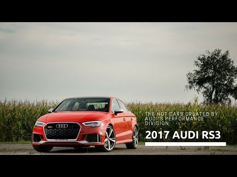 2018 Audi RS3 The hot cars full Review
