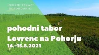 Pohodni tabor Lovrenc na Pohorju 2021