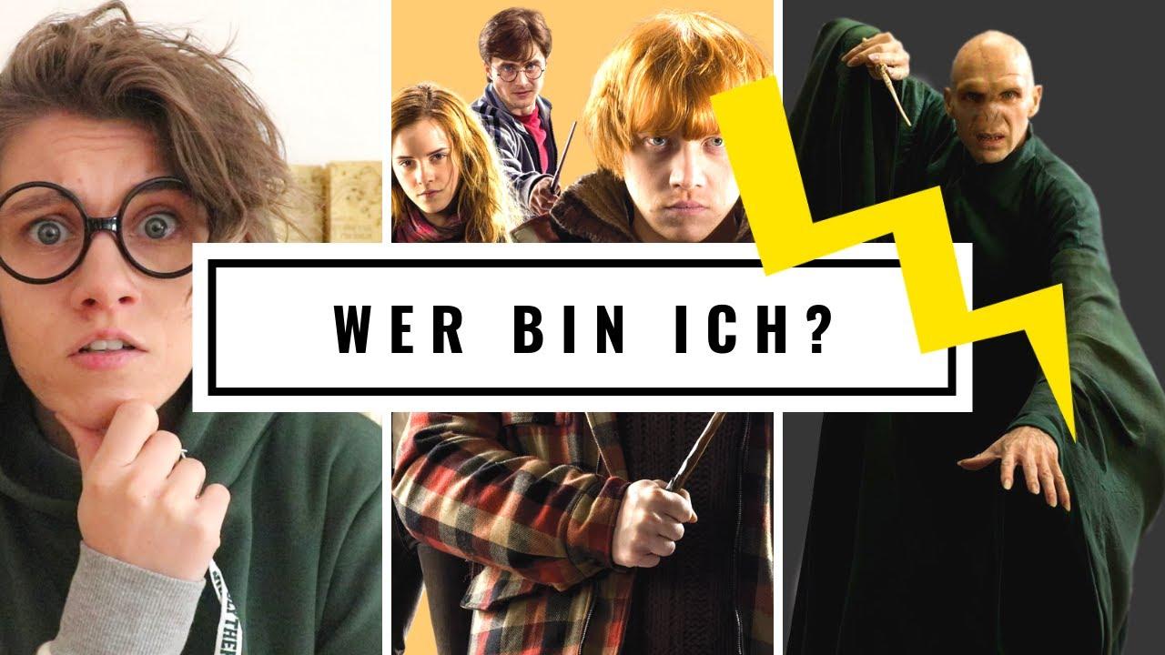 Welcher Harry Potter Charakter Bin Ich Harry Potter Quiz 1 Youtube